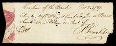 Почерк Бенджамина Франклина
