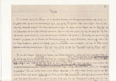 Почерк Фридриха Вильгельма Ницше